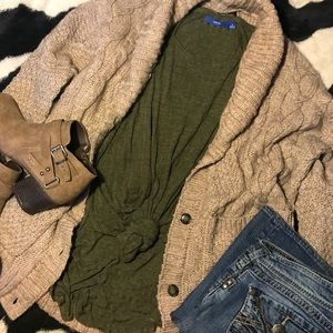 3 for $20! American Eagle Knit Cardigan Sweater